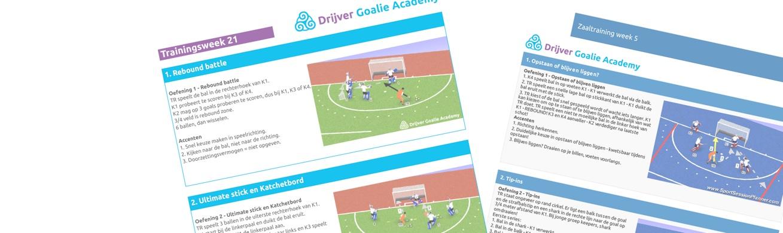 Drijver Goalie Academy